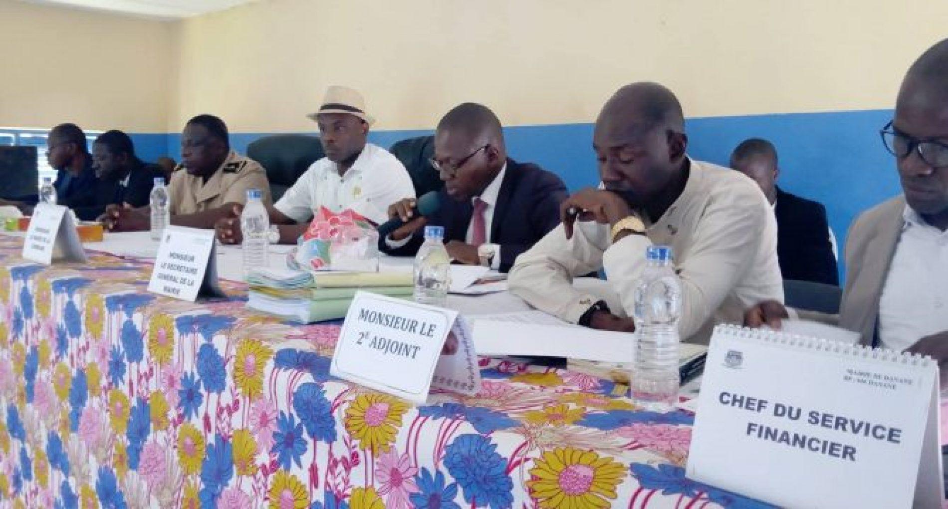 Cote-D'Ivoire – Finances locales : Danané tient son système informatisé de recouvrement