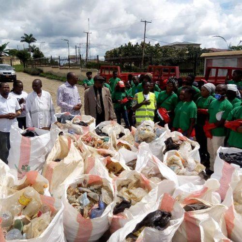 Gestion des déchets : La Commune de Sangmélima se mobilise