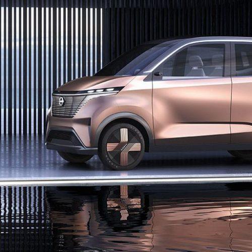 Innovation urbaine : Nissan dévoile sa « Kei car », la voiture du futur