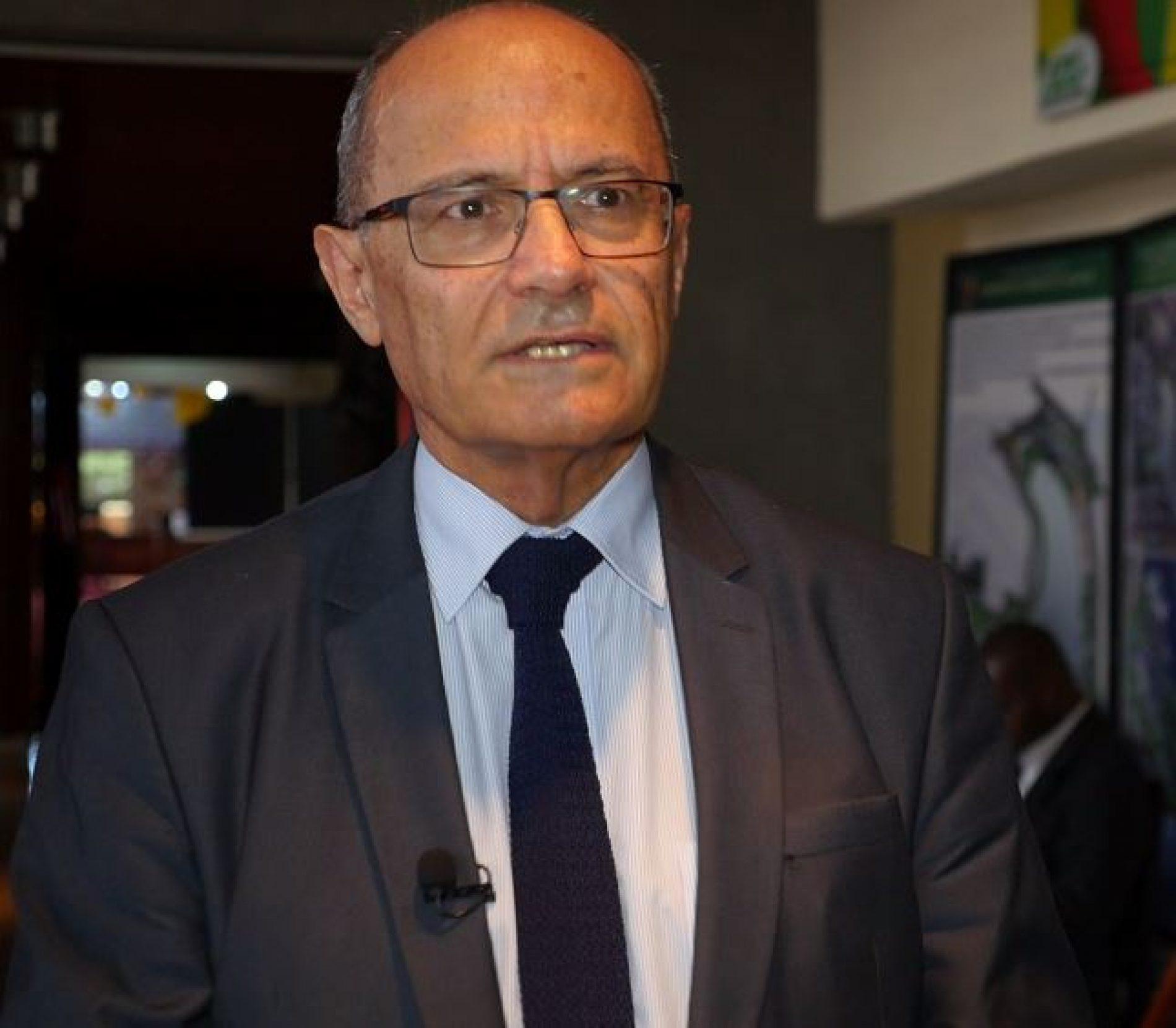 """Pierre Baillet: """"C'est le maire qui donne vie aux valeurs qui concernent les territoires"""""""