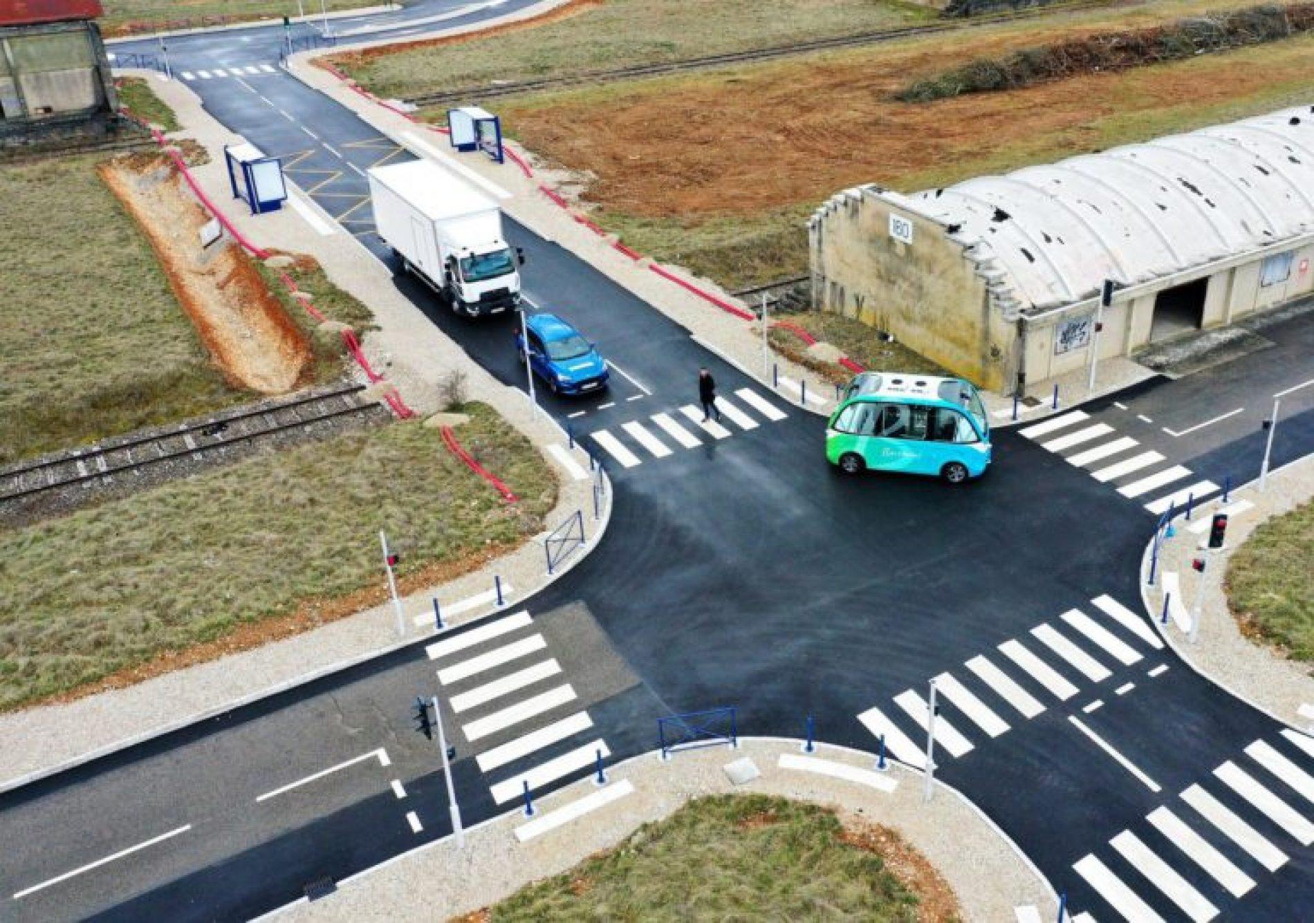 France : Transpolis, laboratoire de la mobilité de demain