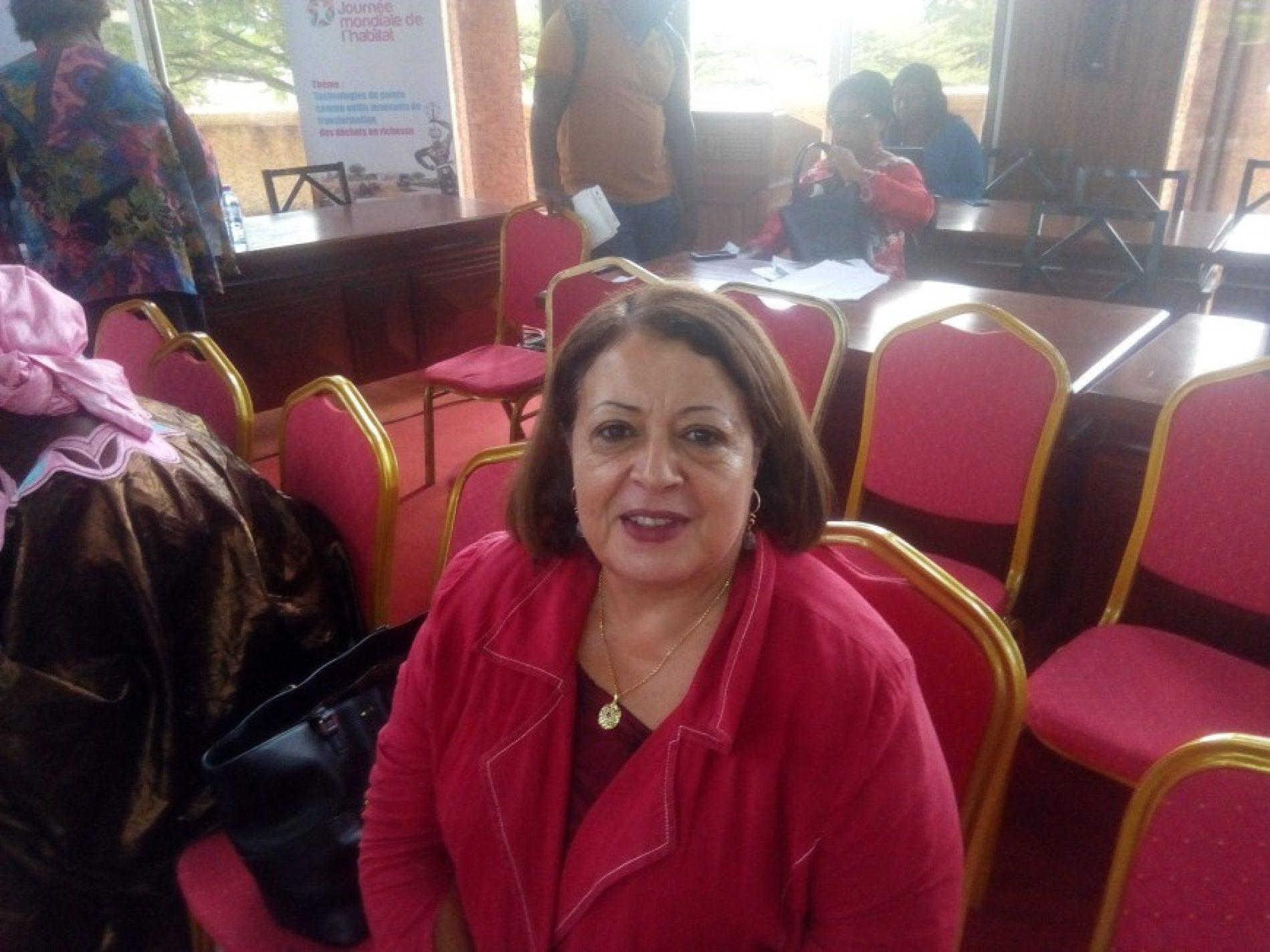Dr Malika Giorgi Ghefrane : « Donnons la chance aux femmes de montrer leur capacités, améliorer leur représentativité, afin qu'au côté des hommes elles démontrent une autre manière de faire localement »