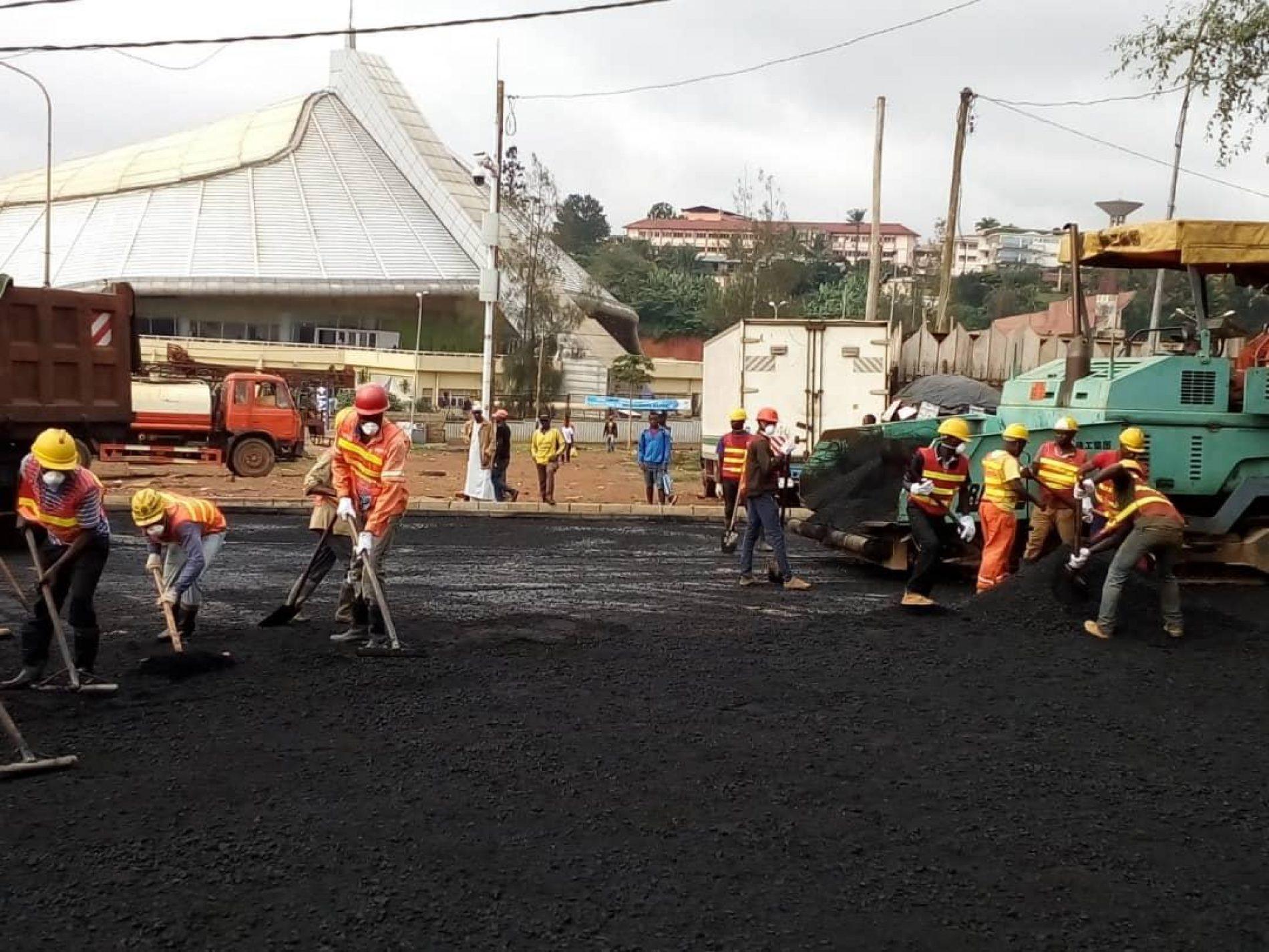 Travaux publics : Le MINTP va mettre en place une unité de production de bitume