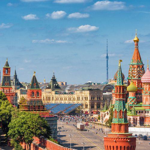 Russie : Grâce au changement climatique, le pays s'agrandit !