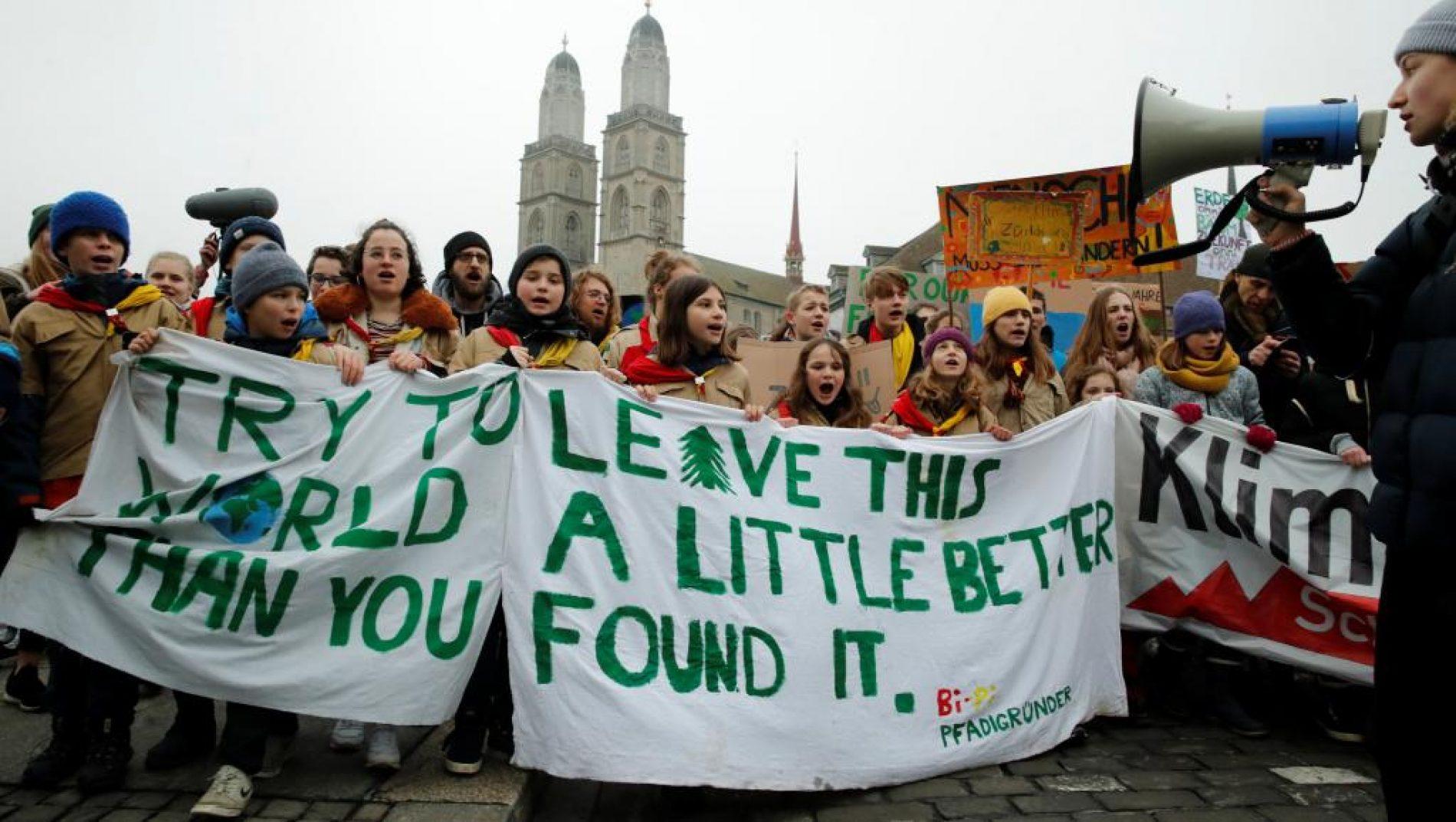 Sommet de l'ONU sur le climat: le monde se mobilise