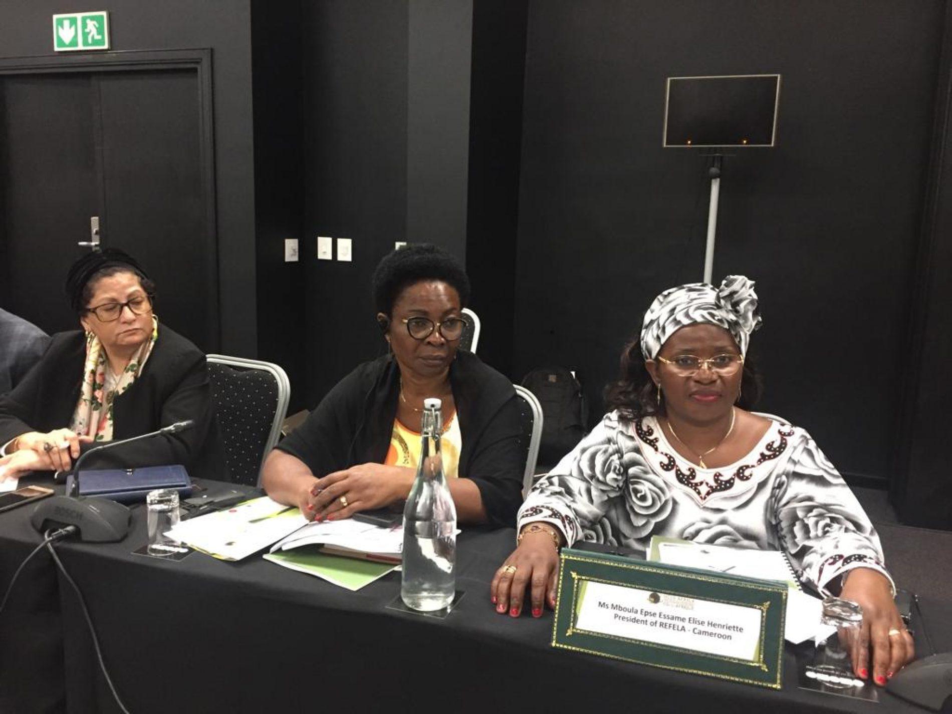 Sommet Mondial des Élus Locaux: Dr Henriette Essame porte la voix du Cameroun à Durban