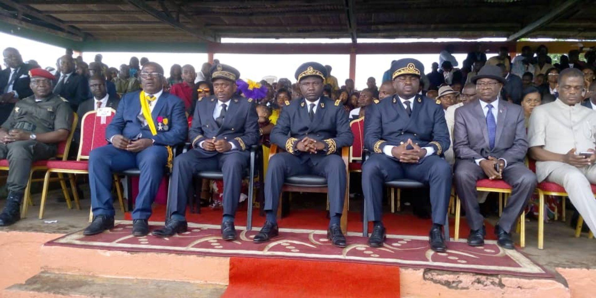 Région du Littoral – Sous-préfecture de Melong:  Biko Biko Alain Blaise prend les commandes