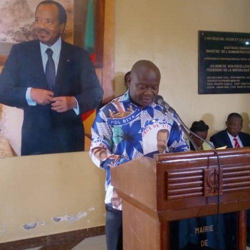 Commune de Sangmélima: Le budget 2020 dévoilé