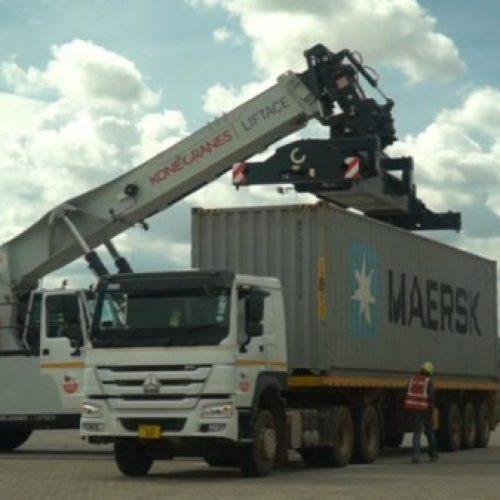 Rwanda : Le nouveau port sec de Kigali en faveur du developpement local