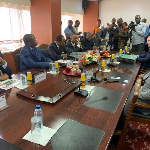 Pénétrante Est de Douala – Phase 2 : Réhabilitation adjugée pour Le canadien MAGIL