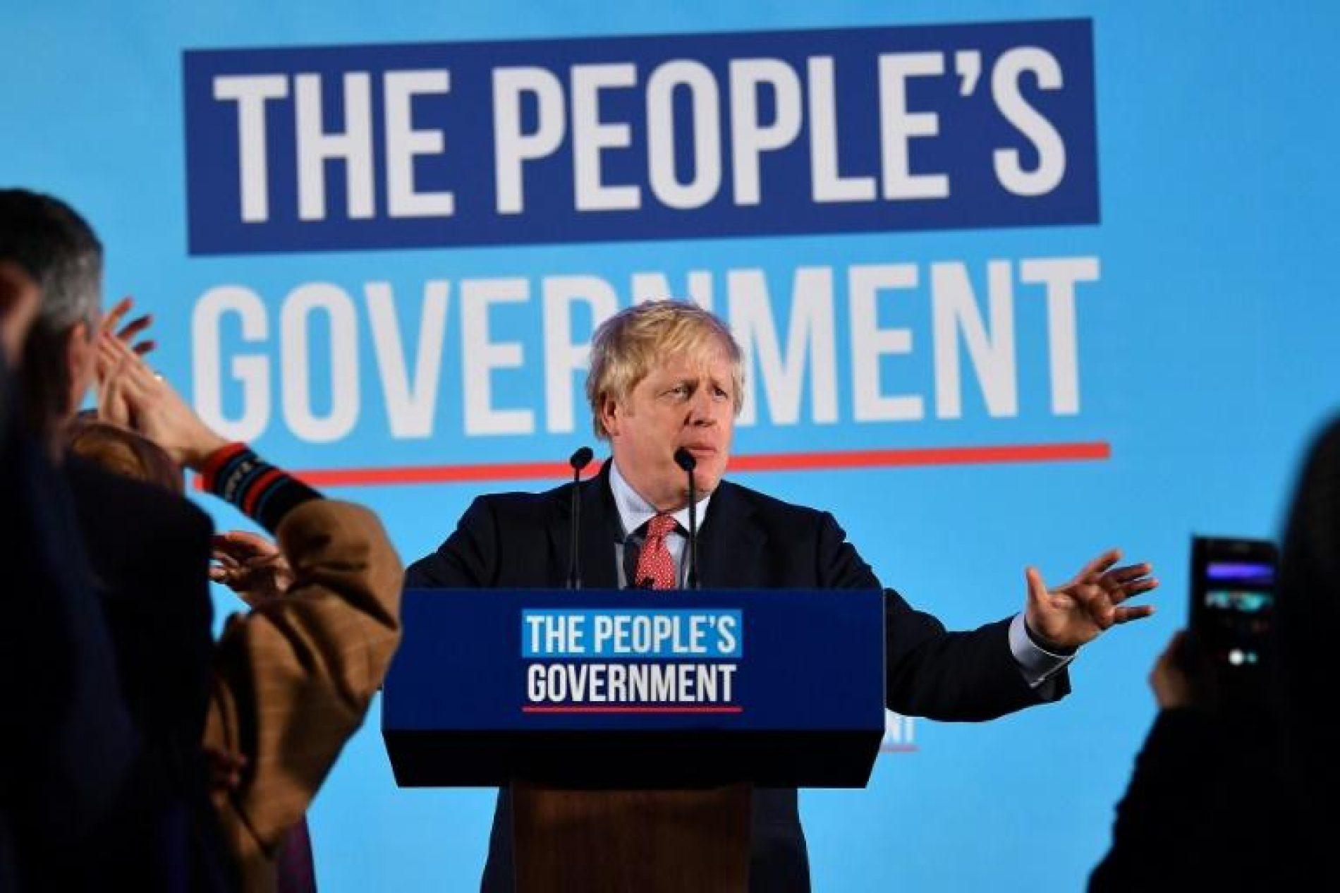 Royaume-Uni: Après sa victoire, Boris Johnson met le cap sur le Brexit