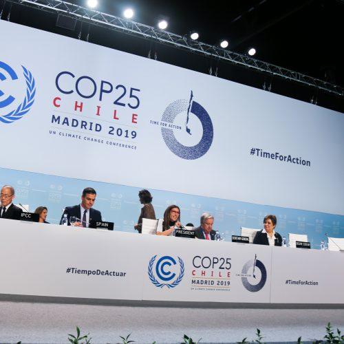 Environnement : Ce qu'il faut savoir des enjeux de la COP 25 à Madrid