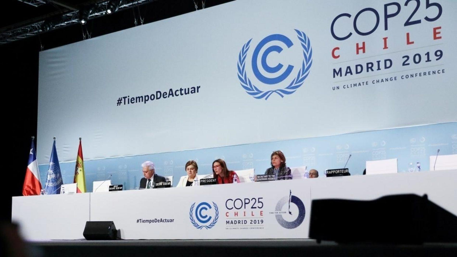 COP 25: Résultats décevants des pourparlers sur le changement climatique
