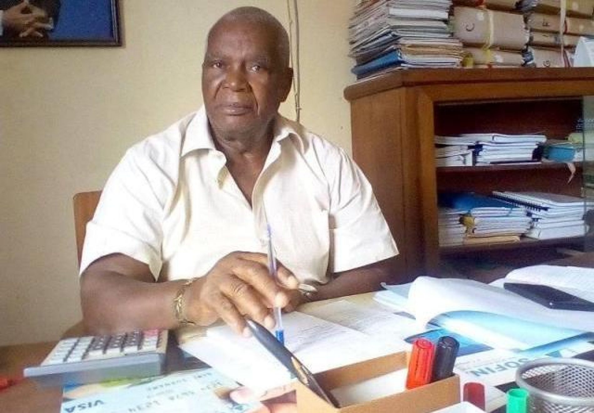 Nécrologie : Mbanga pleure son maire