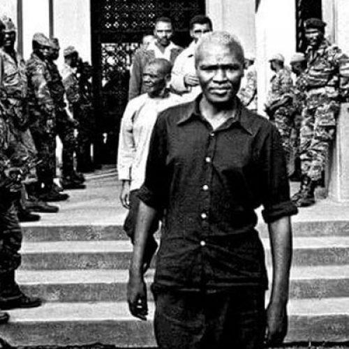 Ernest Ouandié, cet autre enseignant tué en 1971