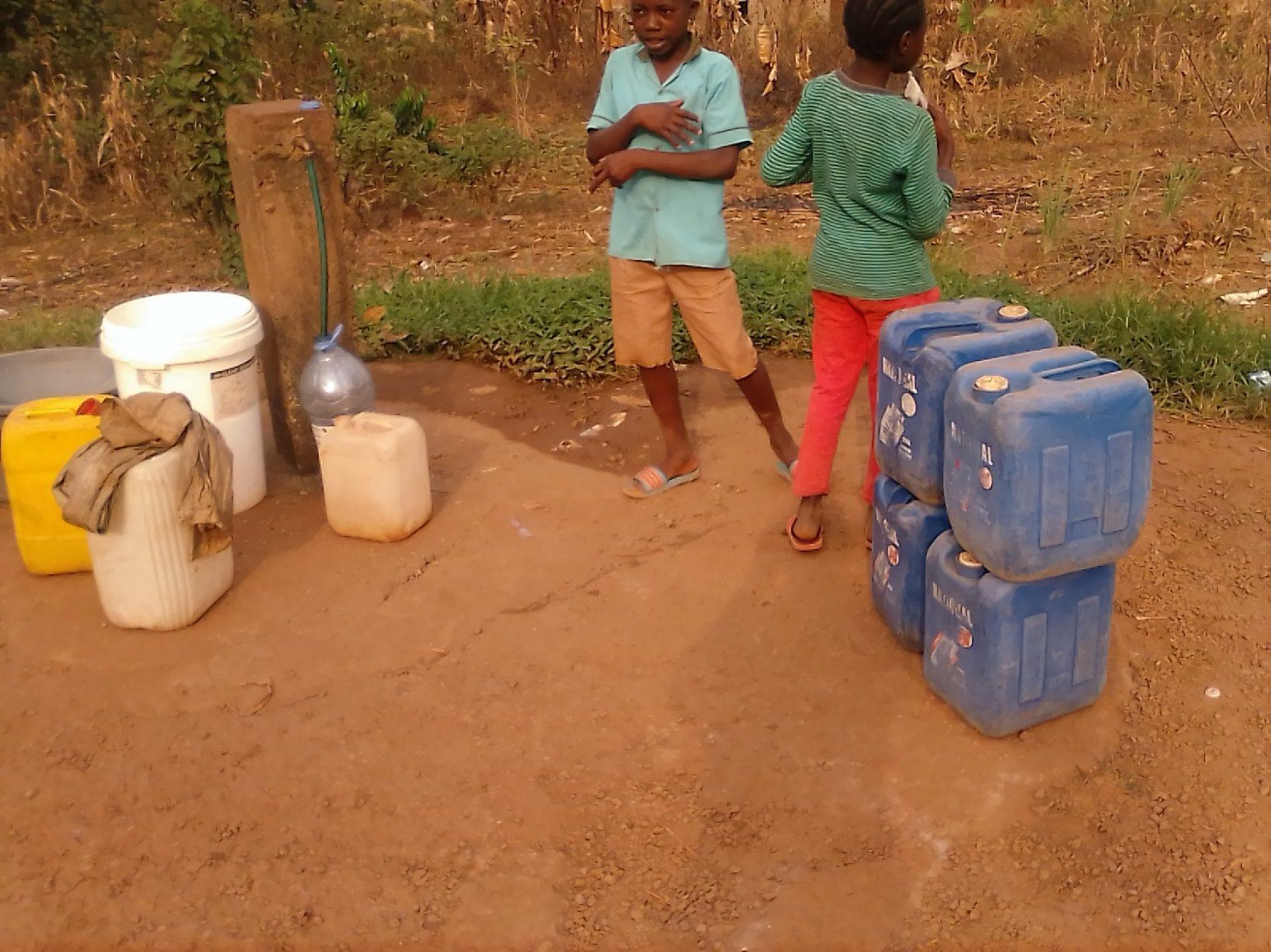 Yaoundé 7: L'eau potable, une denrée rare à Oyom-Abang
