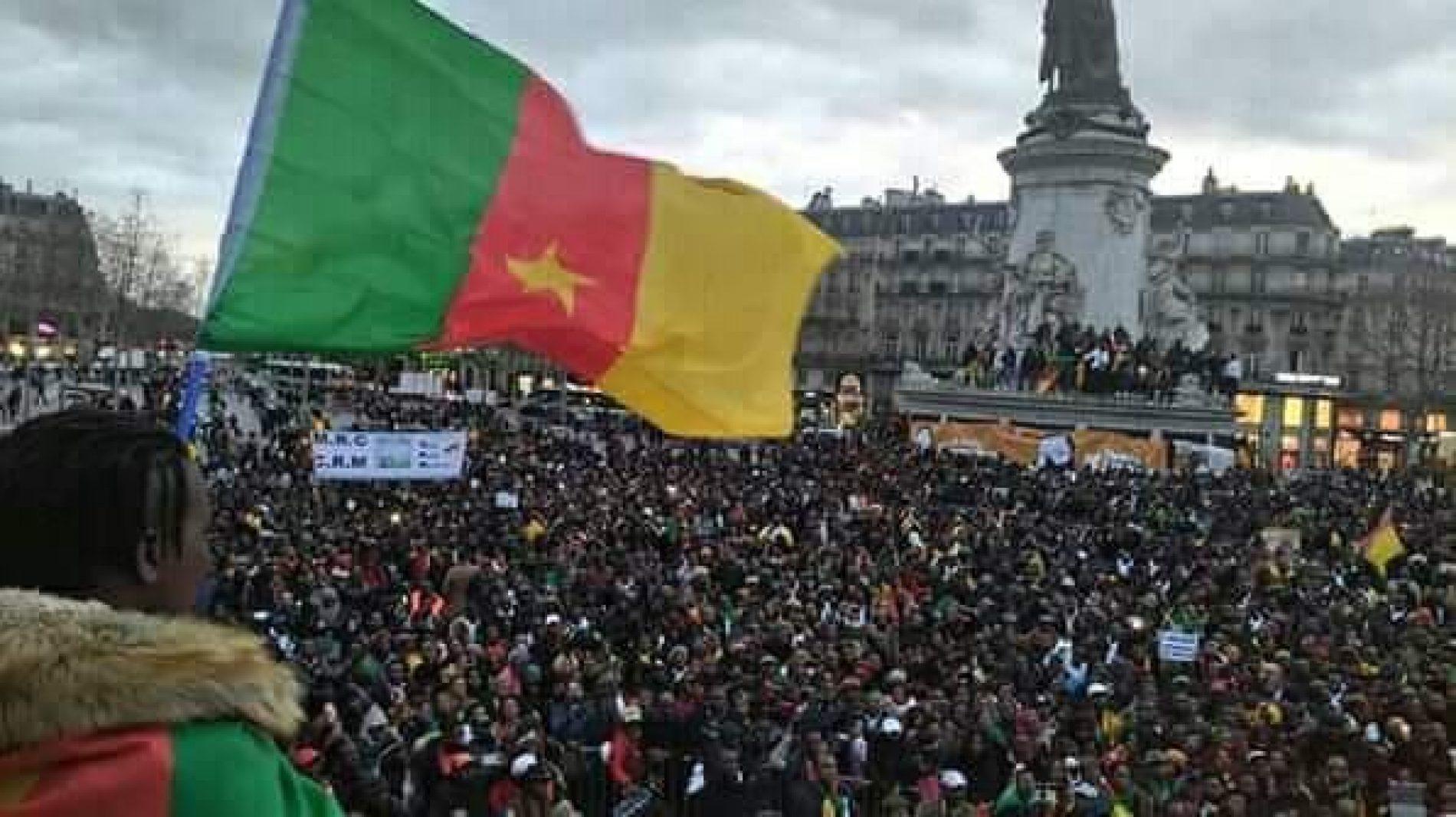 Kamto prend d'assaut Paris à une semaine du 9 février 2020