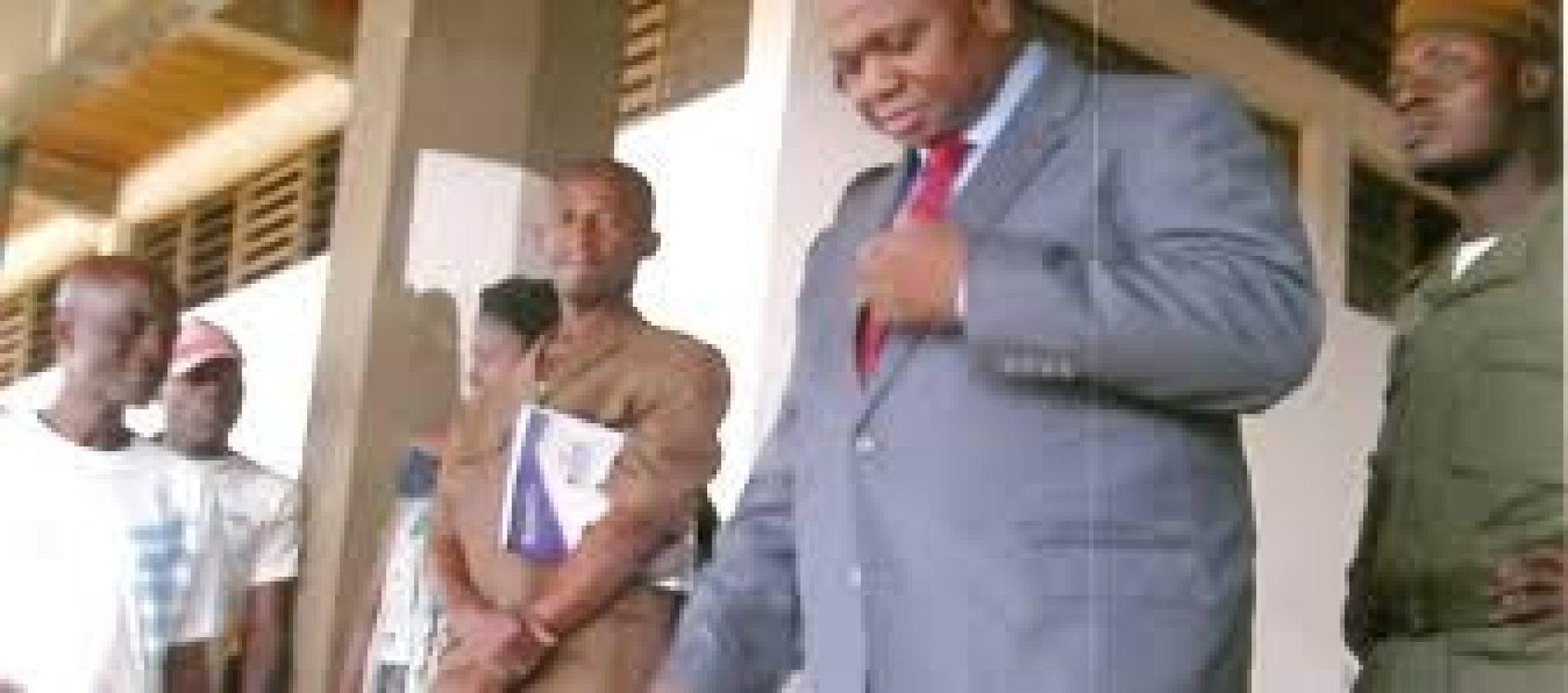 Yokadouma: L'ex-maire Paulin Abono Moampamb respire enfin le vent de la liberté