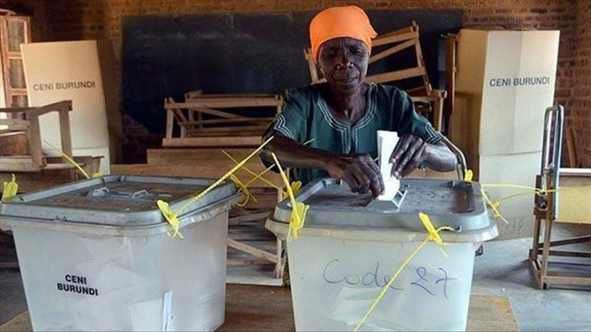 Burundi: 5 millions d'électeurs appelés aux urnes le 20 Mai