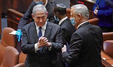 Israël : Le gouvernement Netanyahu-Gantz approuvé par le Parlement