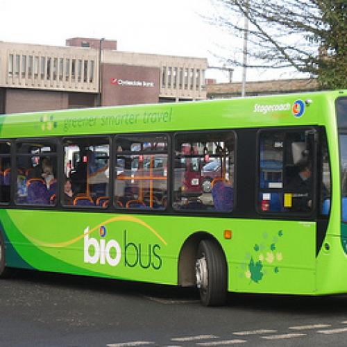 Ecologie – France: à Lille, des Bus de transport en service grâce au Biogaz