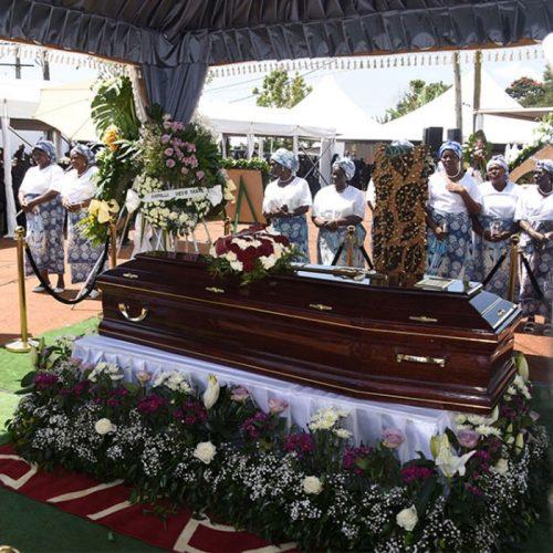 Nécrologie: Victor Fotso, l'ancien Maire de Pete-Bandjoun porté en terre