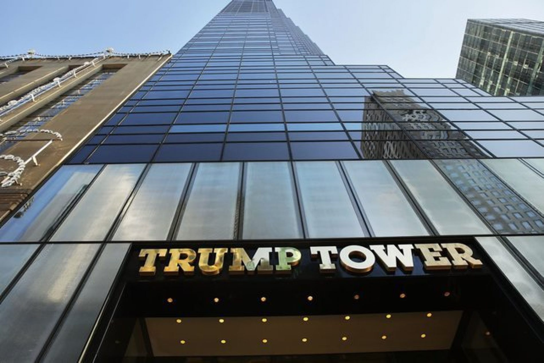 New-York: Le maire souhaite peindre « Black Lives Matter » devant la Trump Tower
