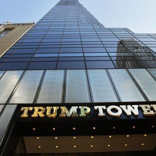 New-York: Le maire souhaite peindre «Black Lives Matter» devant la Trump Tower
