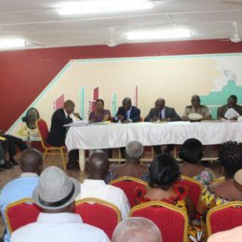 Cote-d'Ivoire– Développement local : Le conseil régional adopte le budget modificatif 2020