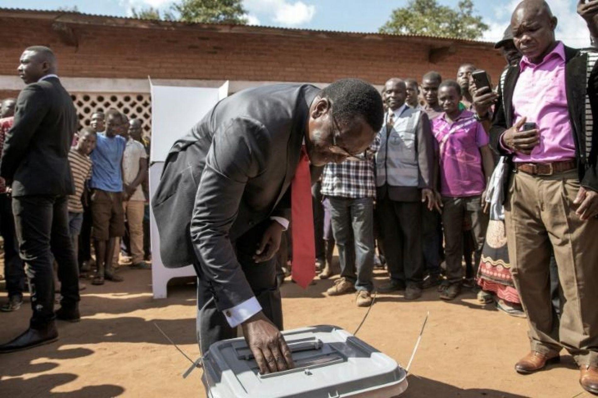 Malawi : L'opposant Lazarus Chakwera déclaré vainqueur de la Présidentielle