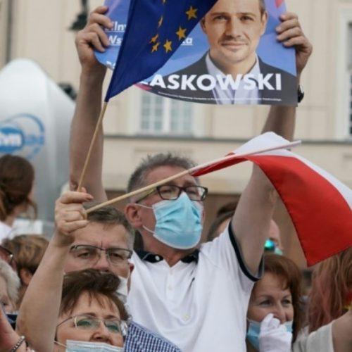 Présidentielle en Pologne: Un scrutin crucial pour les populistes au pouvoir