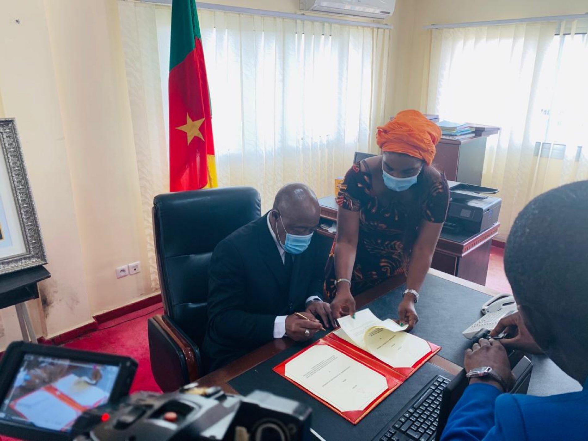 Culture: Le Cameroun en accord avec le Fonds pour le Patrimoine mondial africain