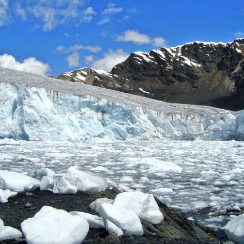 Climat: Les glaciers du Pérou ont fondu de 51 % en 50 ans!