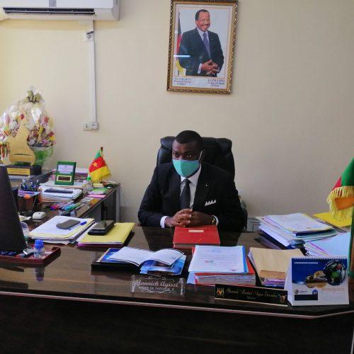 BUNEC: Yannick Ayissi nouveau représentant des Officiers d'état-civil