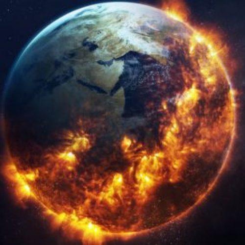 Suite au dérèglement climatique, la Terre se réchauffe!