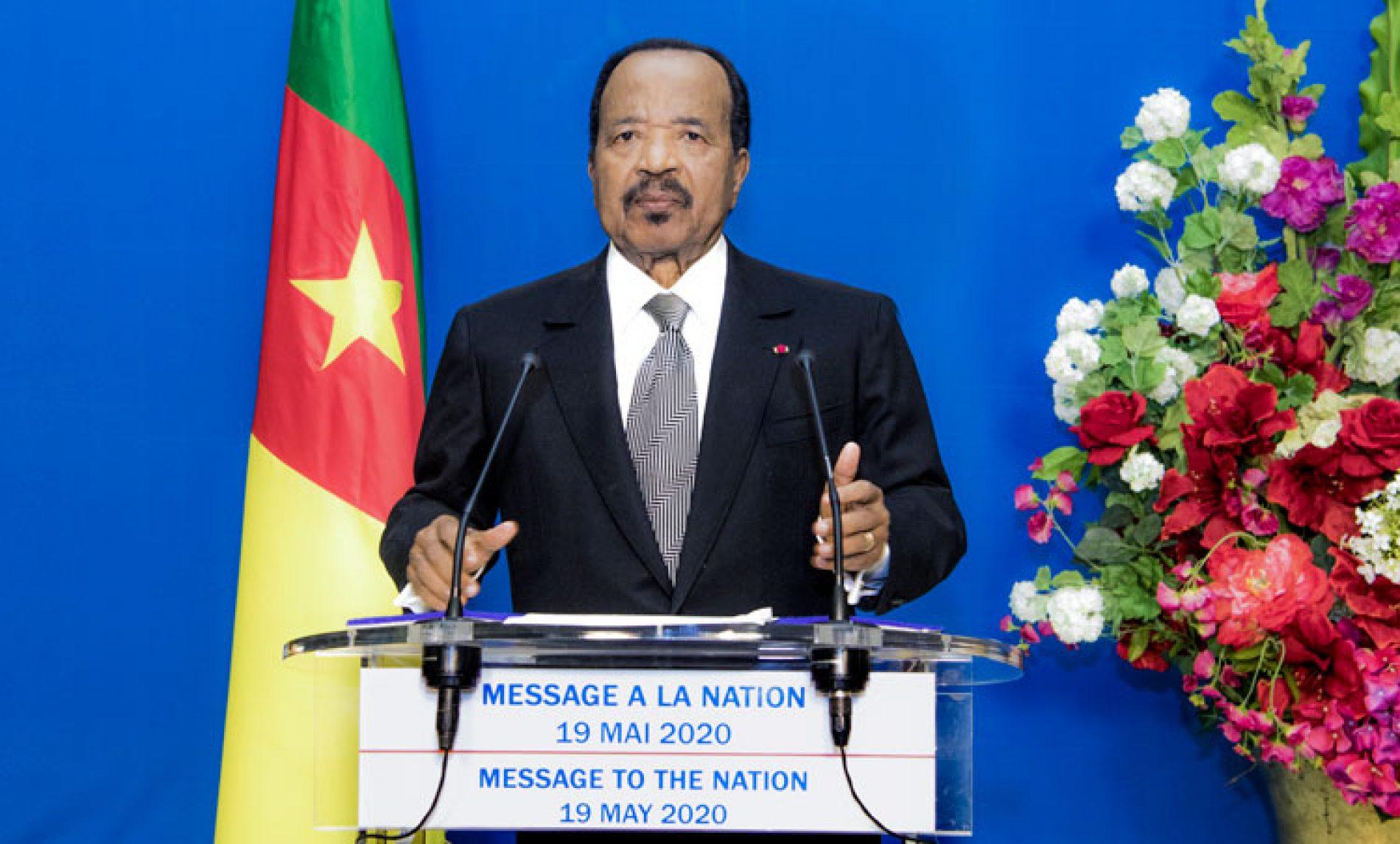 Conseillers régionaux: Paul Biya dévoile les caractéristiques des insignes et attributs