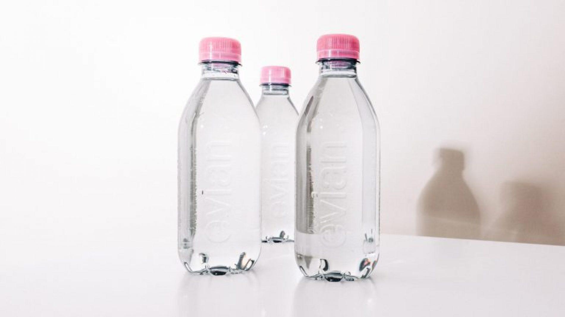Environnement : Evian crée une bouteille 100 % recyclée & recyclable