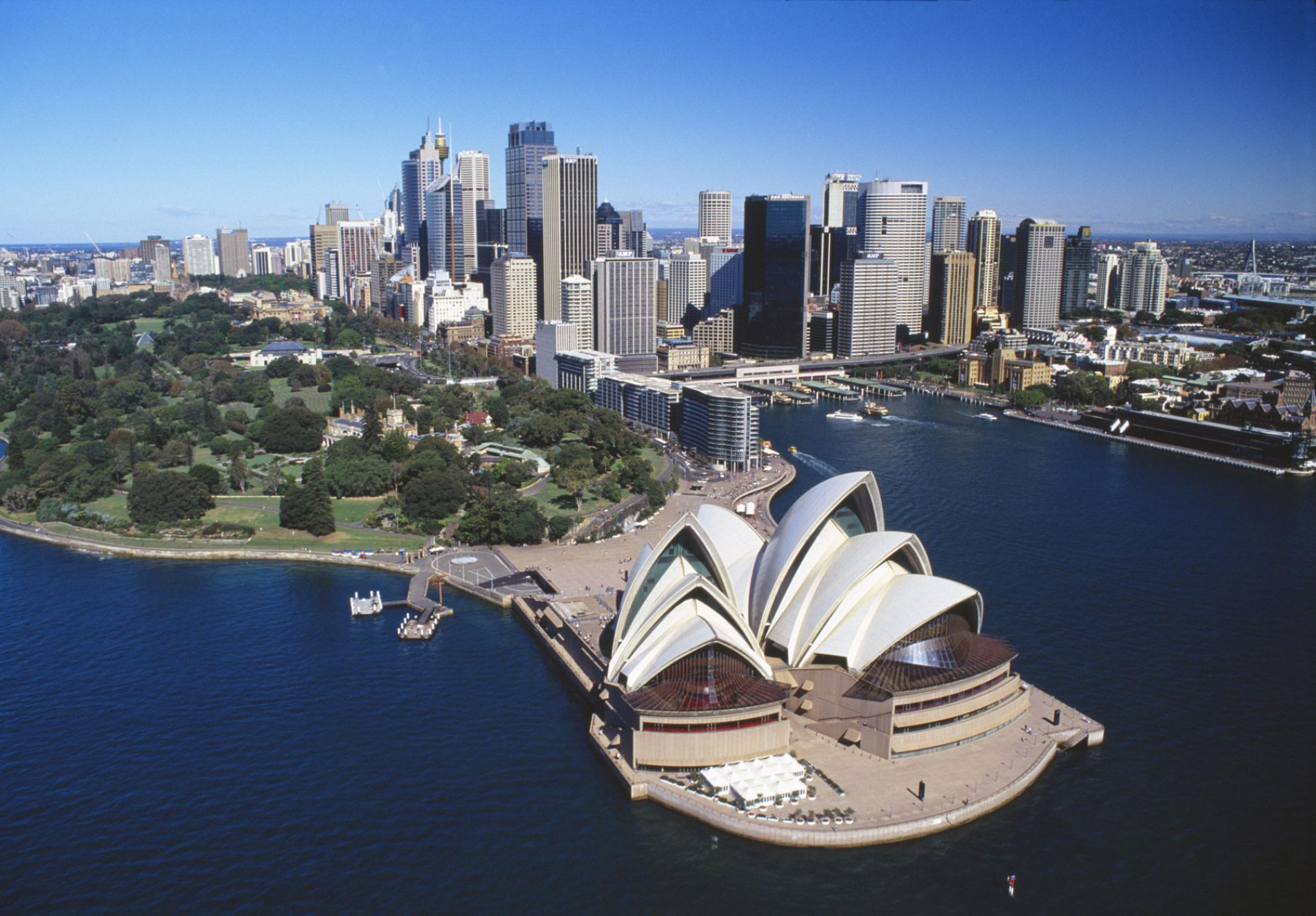 Sydney: 100 % des énergies utilisées sont désormais renouvelables