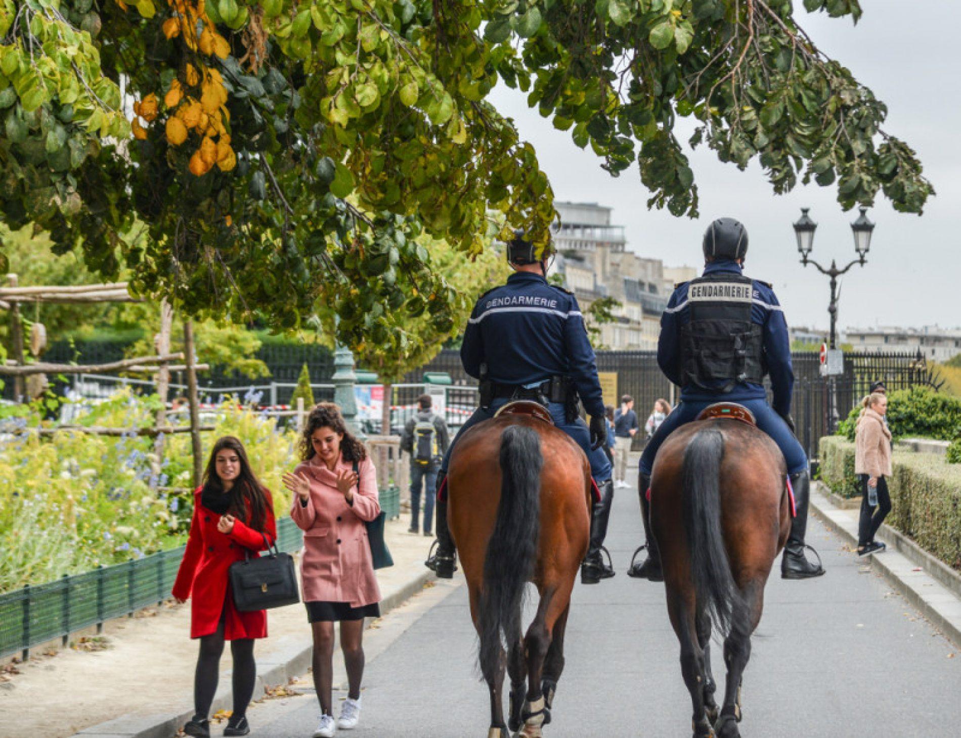 France: Une police de l'environnement va patrouiller dans les zones touristiques