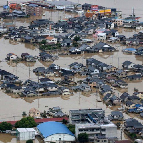 Japon: Au moins 50 morts dans des inondations