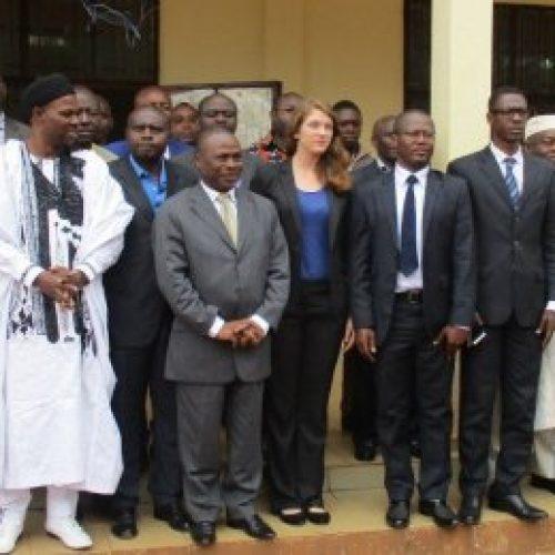 Région de l'Ouest: Les Maires formés aux NTIC