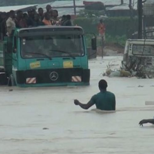Douala: Le cauchemar des inondations de retour!