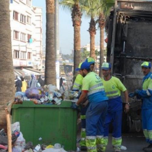 Casablanca: 28.000 tonnes de déchets collectés durant la fête de l' Aid al Adha