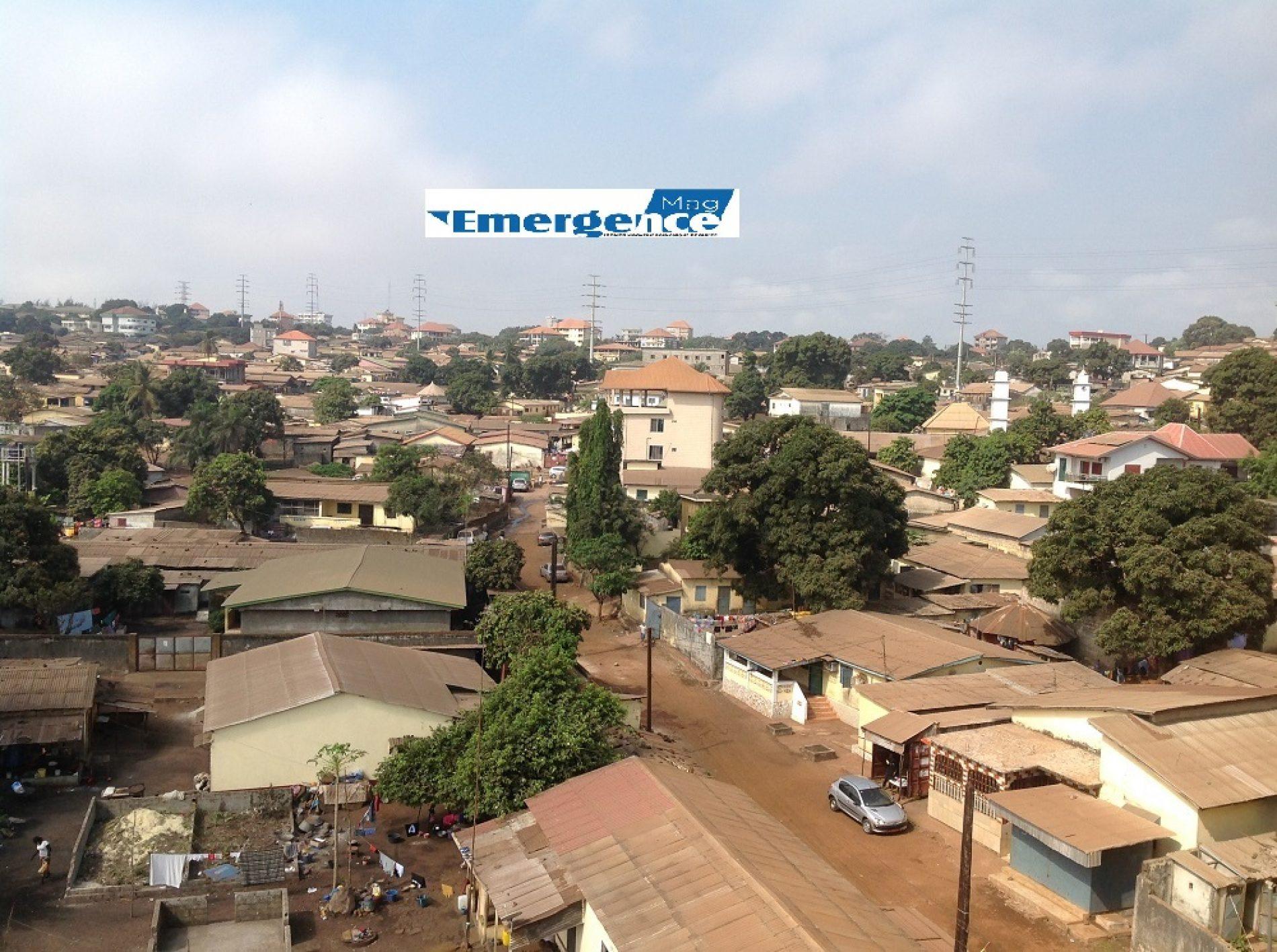 Guinée-Conakry: Vers la création d'une agence de financement des Communes