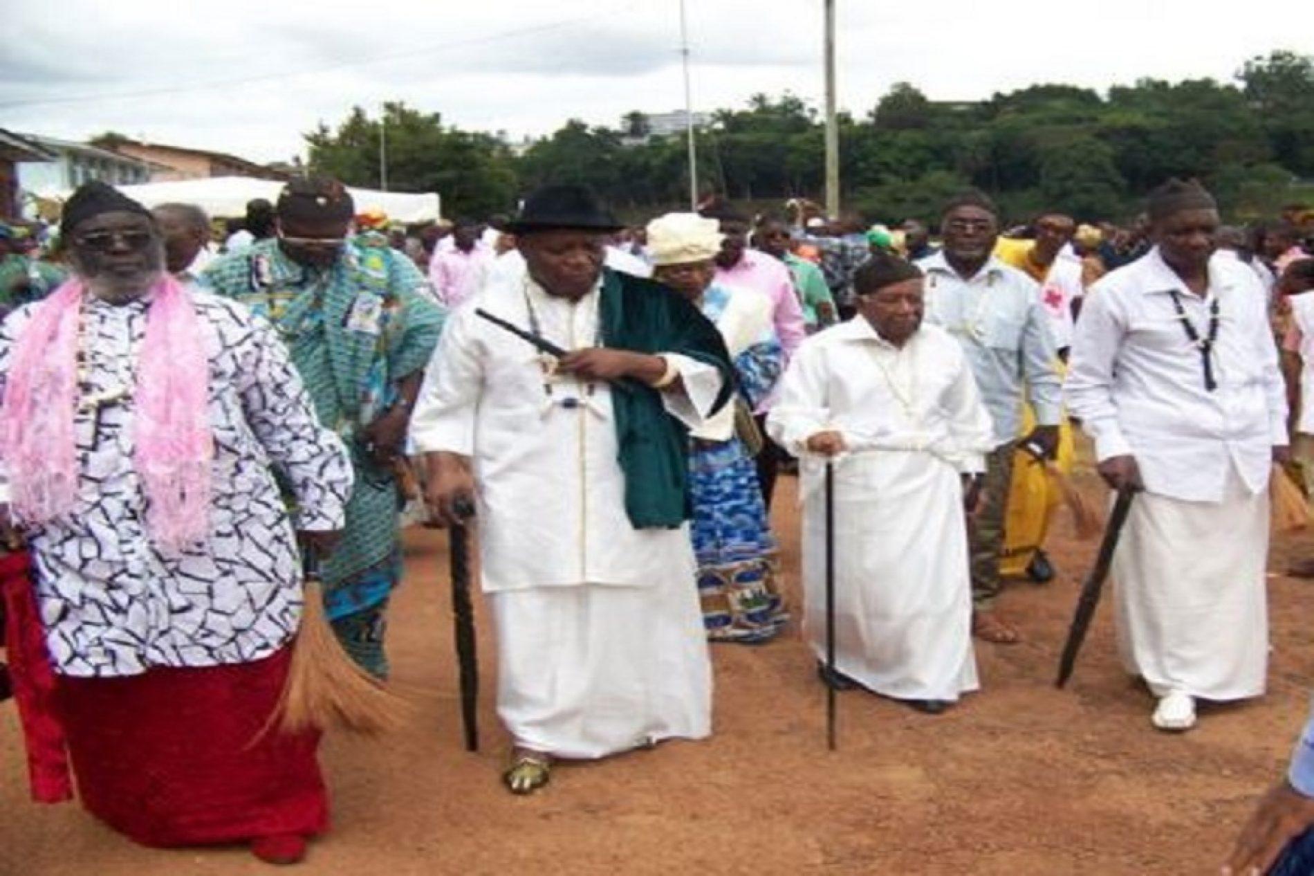 Mise en place des Régions: Les chefs traditionnels Sawa en faveur des projets locaux