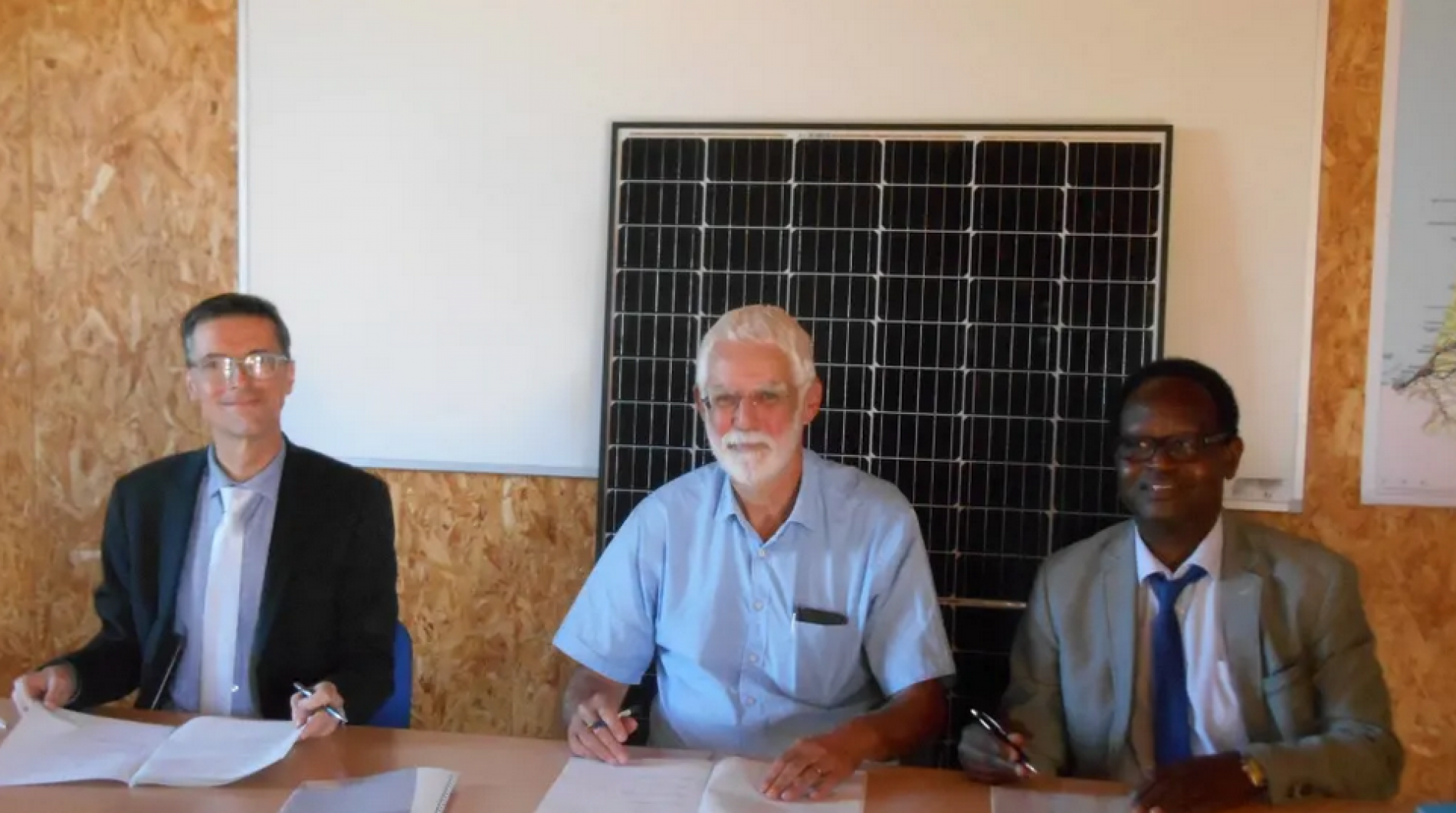 France-Nouvelle Aquitaine: Partenariat noué autour du Photovoltaïque