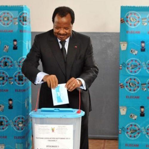 Paul Biya fixe le nombre de Conseillers régionaux par Département