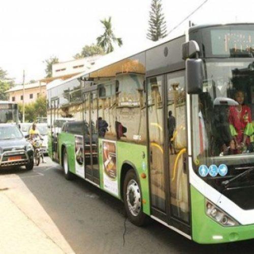 Mobilité urbaine à Douala: Un système de bus rapides en vue pour 2021