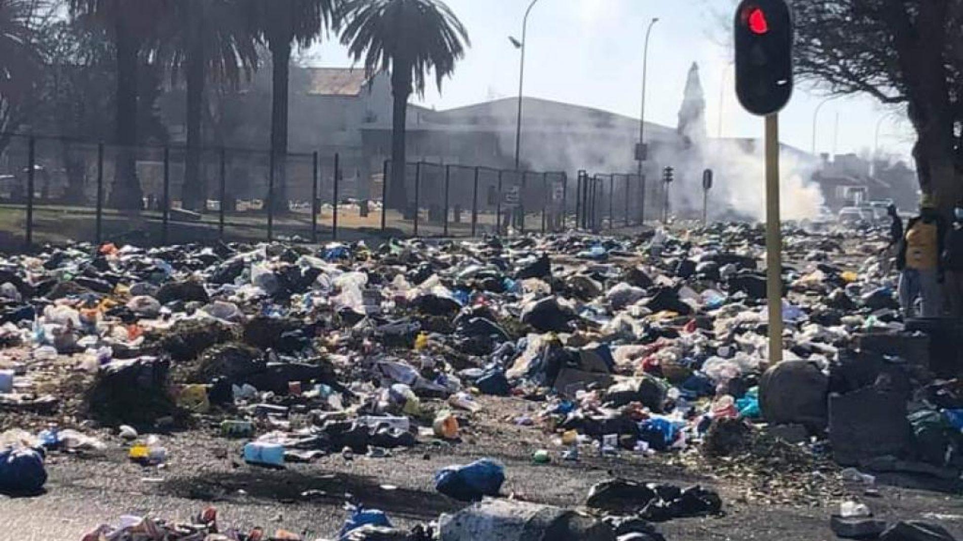 Afrique du Sud: Standerton croule sous les déchets suite à une grève des agents municipaux