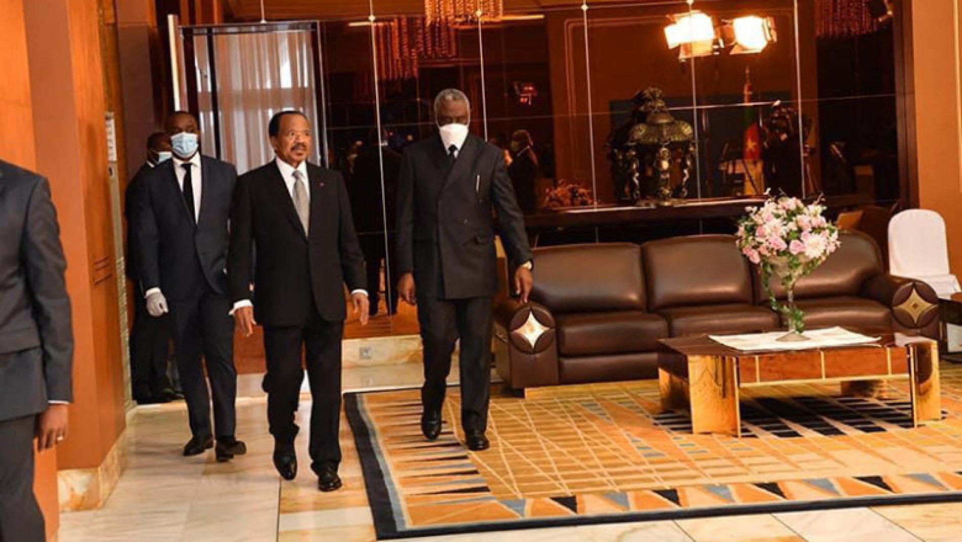 Sud-Ouest: Paul Biya suspend les transactions foncières!